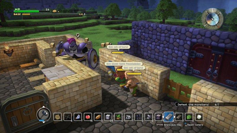 Lanciata la demo di Dragon Quest Builders