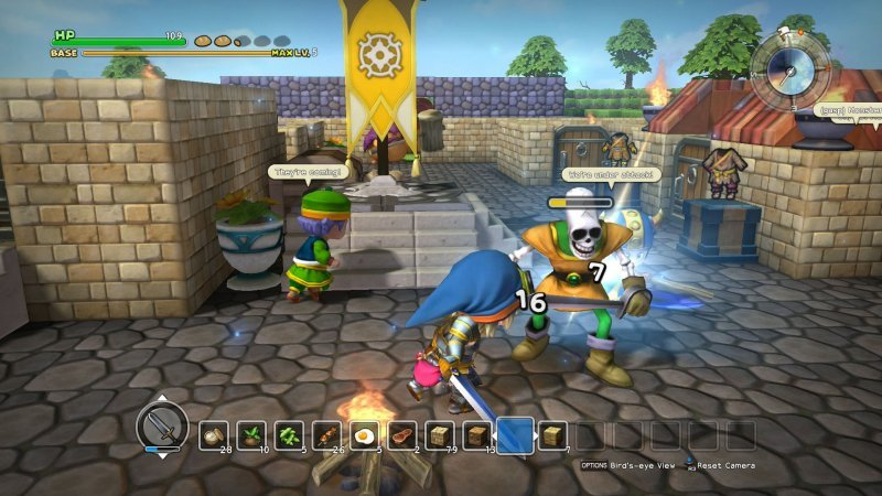 Square Enix sta già pensando a un sequel di Dragon Quest Builders