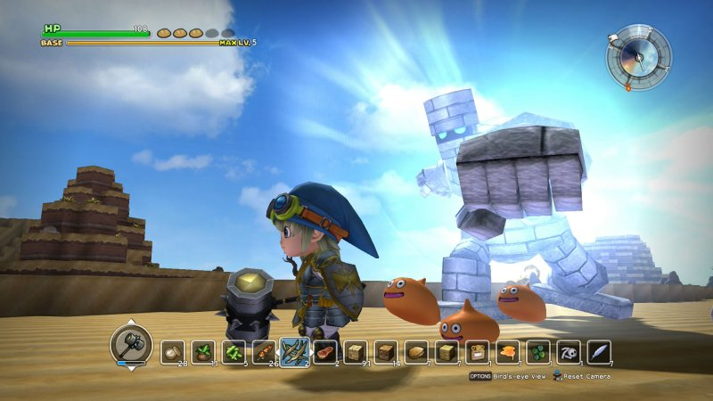 Dragon Quest Builders ha venduto 1,1 milioni di copie in tutto il mondo