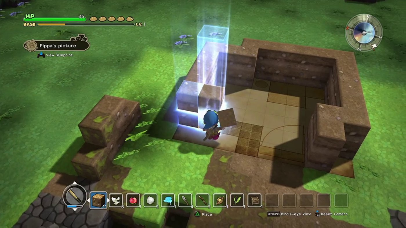 Dragon Quest Builders Multiplayer Ps