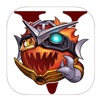 Justice Monsters Five per iPhone