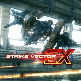 Strike Vector EX per PlayStation 4