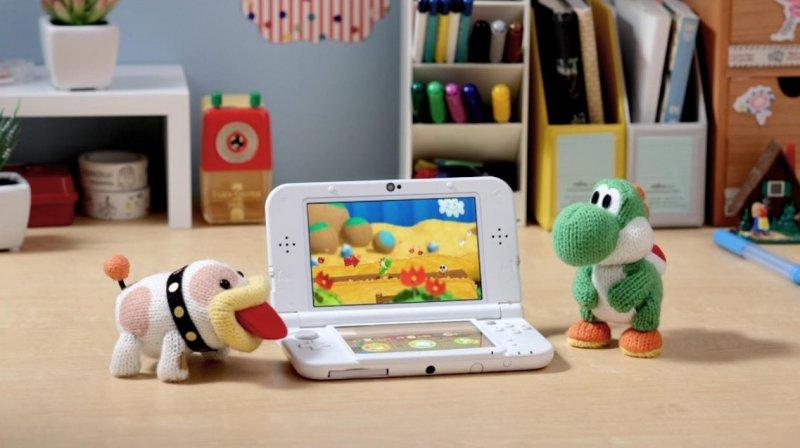 Nintendo ha annunciato Poochy & Yoshi's Woolly World per Nintendo 3DS