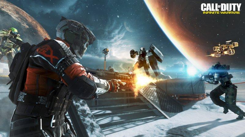 Annunciata la beta multiplayer di Call of Duty: Infinite Warfare, comincerà il 14 ottobre su PlayStation 4