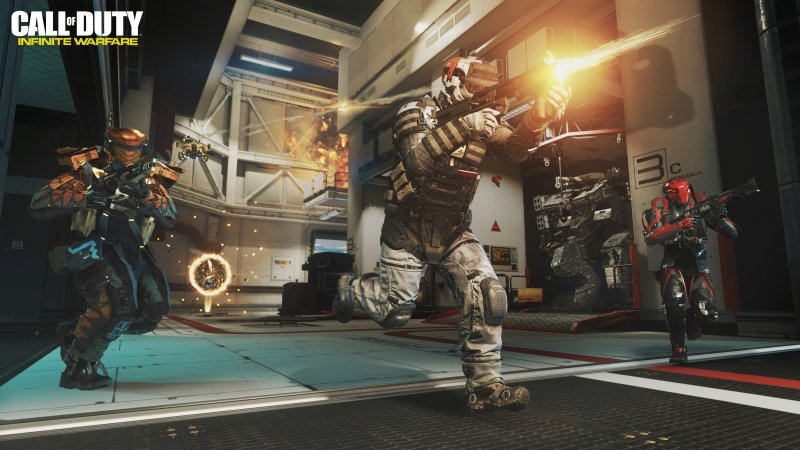 Windows Store rimborsa gli acquirenti di Call of Duty: Infinite Warfare per assenza di giocatori online