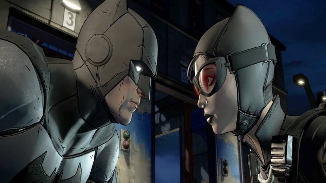 Batman: The Telltale Series - Episode: 2: Children of Arkham