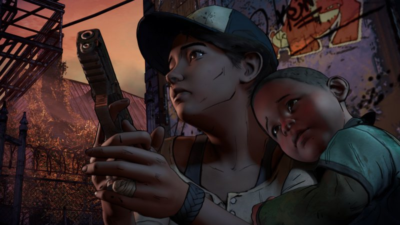 The Walking Dead: The Telltale Series - A New Frontier permetterà di importare i salvataggi precedenti