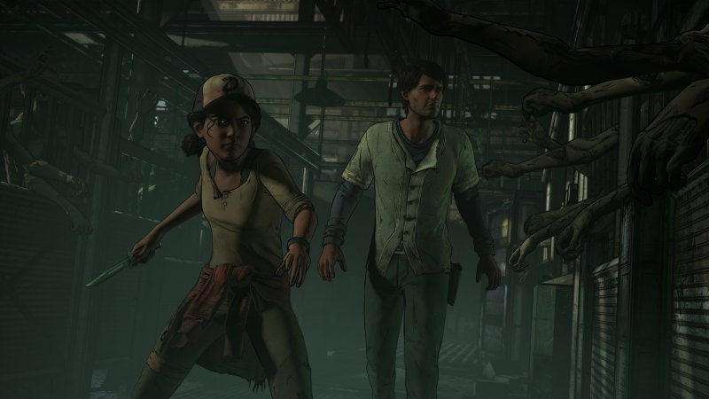 The Walking Dead: A New Frontier non uscirà su PlayStation 3 e Xbox 360