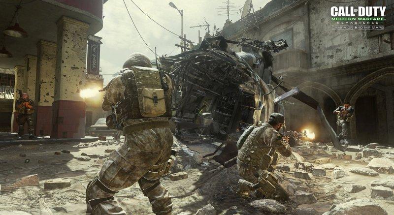 La campagna di Call of Duty: Modern Warfare Remastered è disponibile da oggi per chi ha prenotato Call of Duty: Infinite Warfare su PlayStation 4