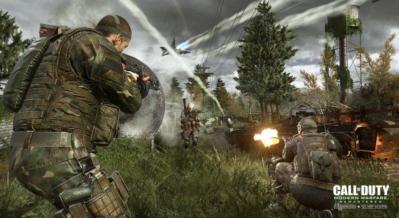 Il download di Call of Duty: Modern Warfare Remastered pesa quasi 40 GB