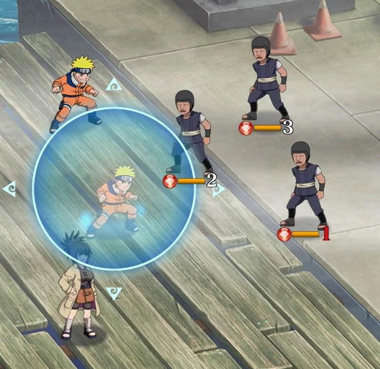 La posizione del ninja