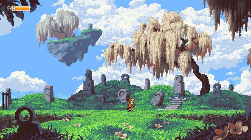L'ottimo Owlboy arriverà il 13 febbraio su PlayStation 4, Xbox One e Switch