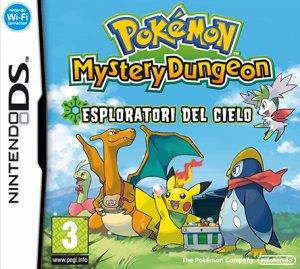 Pokémon Mystery Dungeon: Esploratori del Cielo per Nintendo Wii U