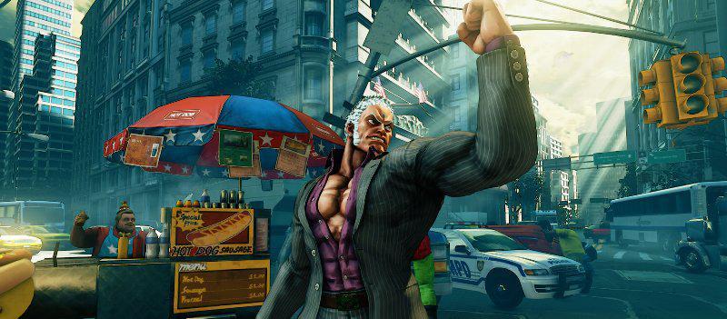Capcom ha pubblicato il nuovo aggiornamento di Street Fighter V