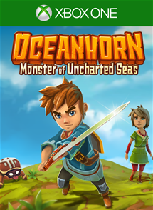 Oceanhorn: Monster of Uncharted Seas per Xbox One