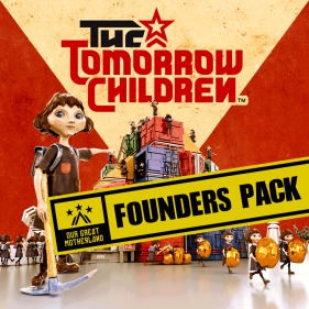 The Tomorrow Children per PlayStation 4