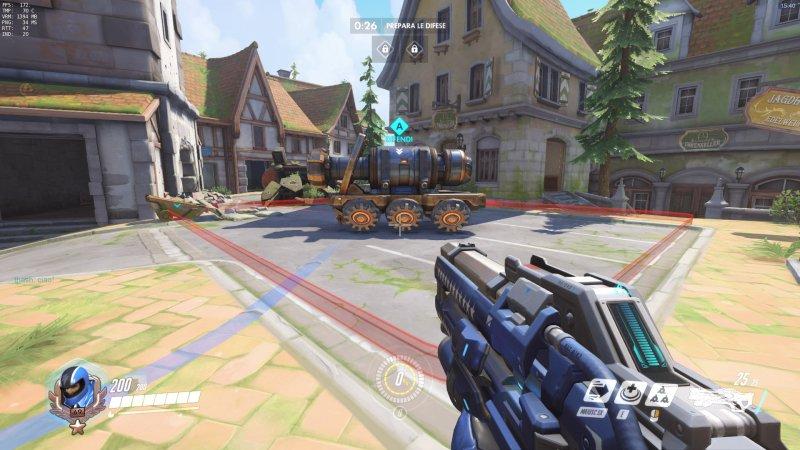 La nuova patch di Overwatch aggiorna l'interfaccia utente
