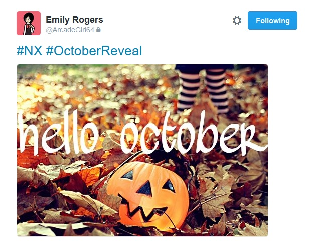 La nota insider Emily Rogers riporta che Nintendo NX sarà svelata a ottobre
