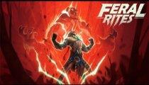 Feral Rites - Trailer di lancio
