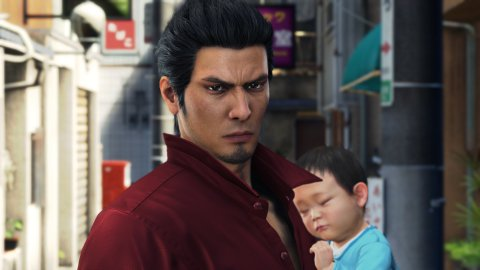 Yakuza 6: The Song of Life, official PC requirements announced by SEGA and Microsoft