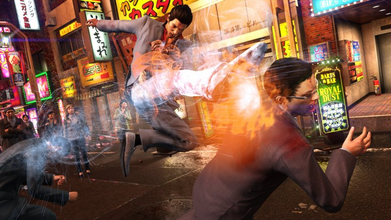 Judgment vs Yakuza, differenze e somiglianze