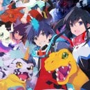 Il trailer di lancio di Digimon World: Next Order