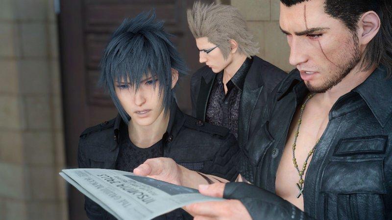 Square Enix potrebbe introdurre la co-op in Final Fantasy XV