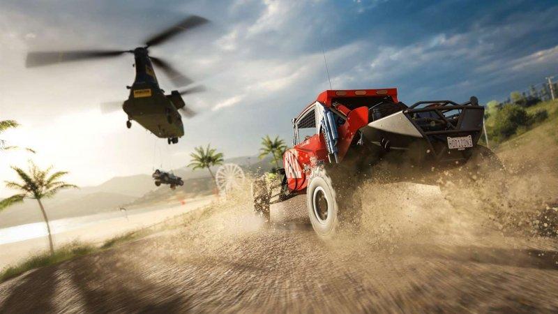 La nuova patch di Forza Horizon 3 risolve alcuni problemi su Windows 10
