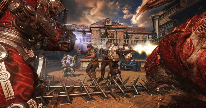 Disponibile il pre-caricamento di Gears of War 4 anche su Windows 10