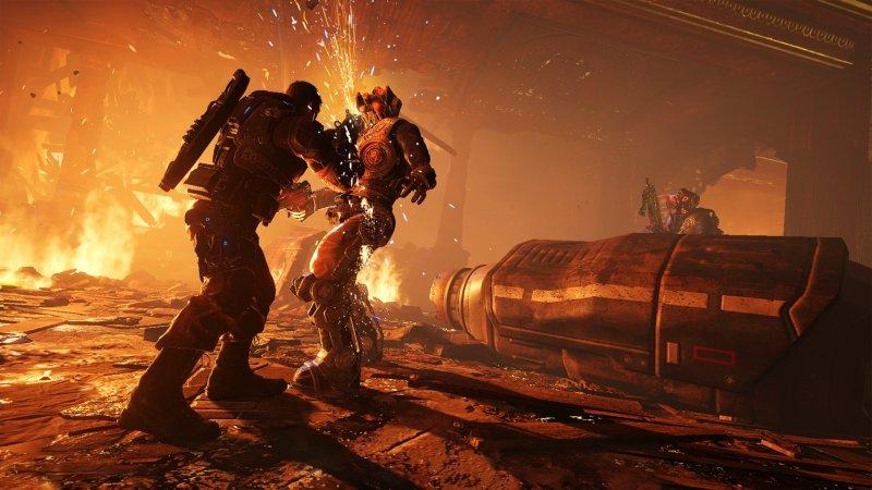 Gears of War 4 - Recensione - Xbox One - 174760 4ea3c7c12715
