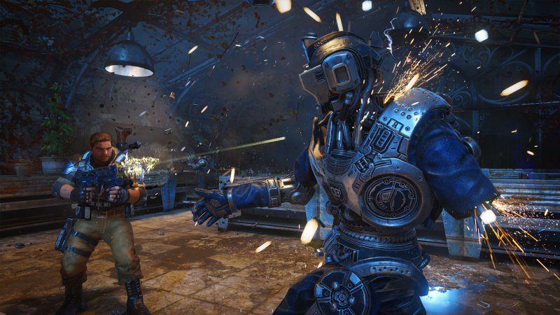 Gears of War 4 è disponibile da oggi su Xbox One e Windows 10