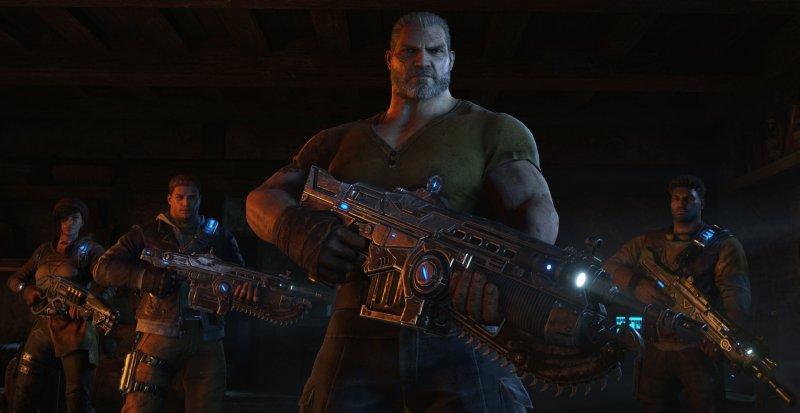 La Campagna di Gears of War 4 sarà giocabile in multiplayer cooperativo con split-screen anche su PC
