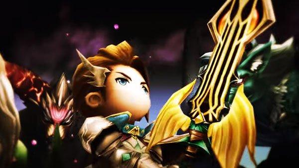 King's Knight: Wrath of the Dark Dragon è il nuovo titolo mobile legato a Final Fantasy XV