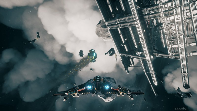 Everspace è disponibile da oggi su Xbox One in Game Preview