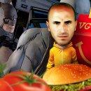 Pierpaolo Greco ha prenotato in un ristorante di Gotham per il pranzo con Batman: The Telltale Series - Episode 2
