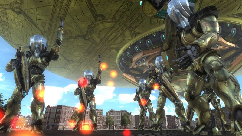 Earth Defense Force 5, la recensione