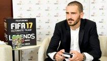 FIFA 17 - Intervista a Leonardo Bonucci