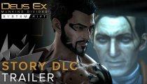 Deus Ex: Mankind Divided – System Rift - Trailer di lancio