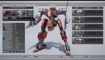 Dual Gear - Un video sulla personalizzazione dei Mech dalla Close-Alpha 0.86
