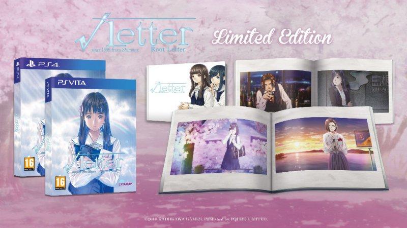 Annunciata la limited edition di Root Letter