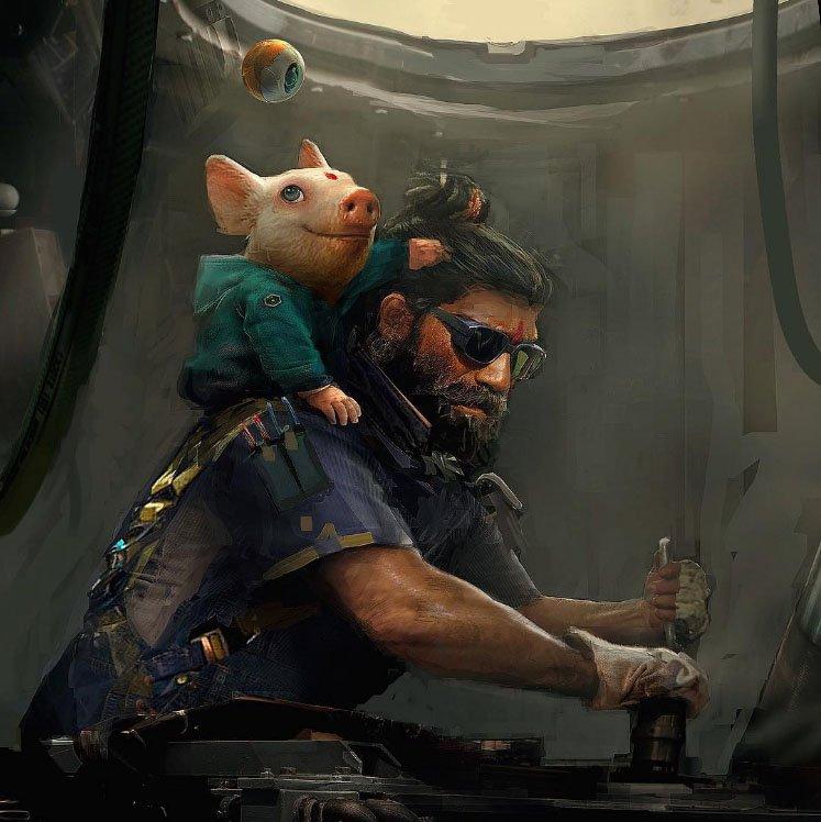 Ubisoft e Michel Ancel hanno sostanzialmente confermato Beyond Good & Evil 2