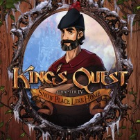 King's Quest - Chapter 4: Snow Place Like Home per PlayStation 4