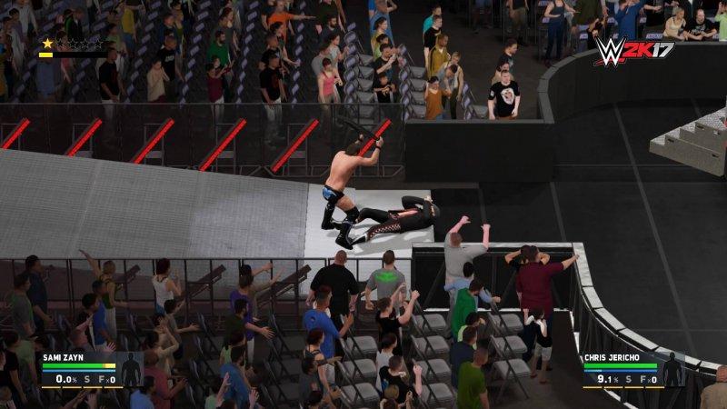 """2K illustra la modalità """"Universe"""" di WWE 2K17"""