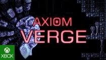 Axiom Verge - Trailer di lancio per la versione Xbox One