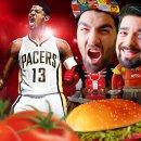 A pranzo, gli Amendola Brothers vanno a canestro con NBA 2K17