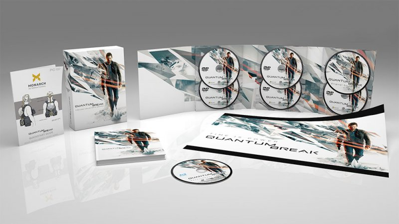THQ Nordic mostra la Timeless Collector's Edition di Quantum Break