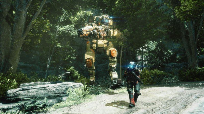 La patch del day one di Titanfall 2 richiederà solo 88 MB