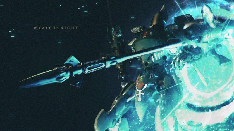 Scopriamo il Wraithknight di Warhammer 40.000: Dawn of War III