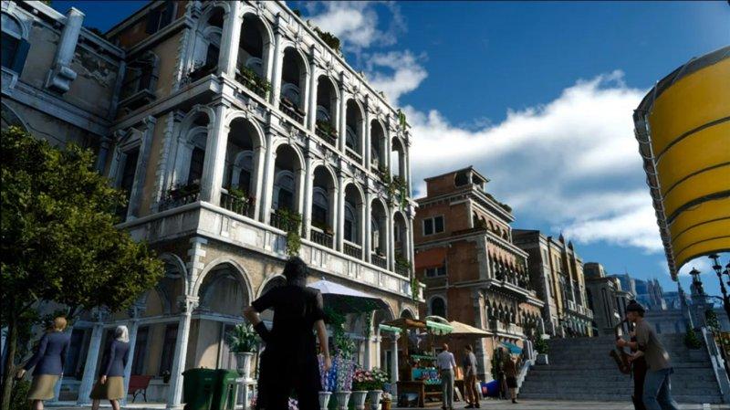 Final Fantasy XV potrebbe ricevere DLC incentrati sull'utilizzo di PlayStation VR