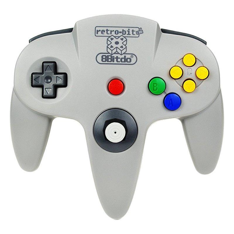 Da fine ottobre sarà possibile giocare su PC o mobile con un controller Bluetooth simil Nintendo 64